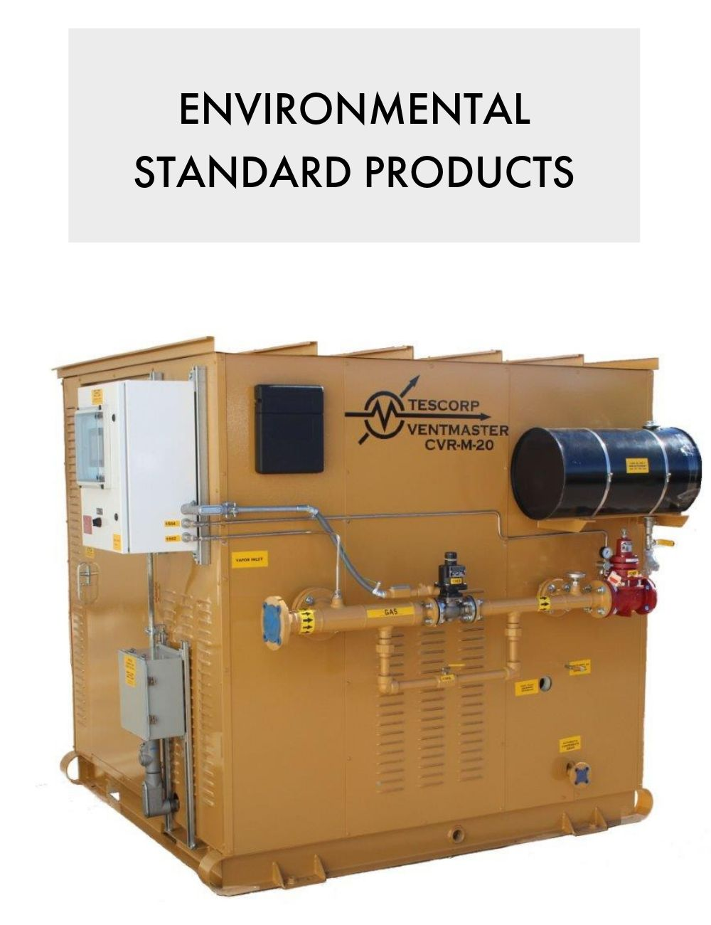 TESCORP Standard Environmental Products promo image