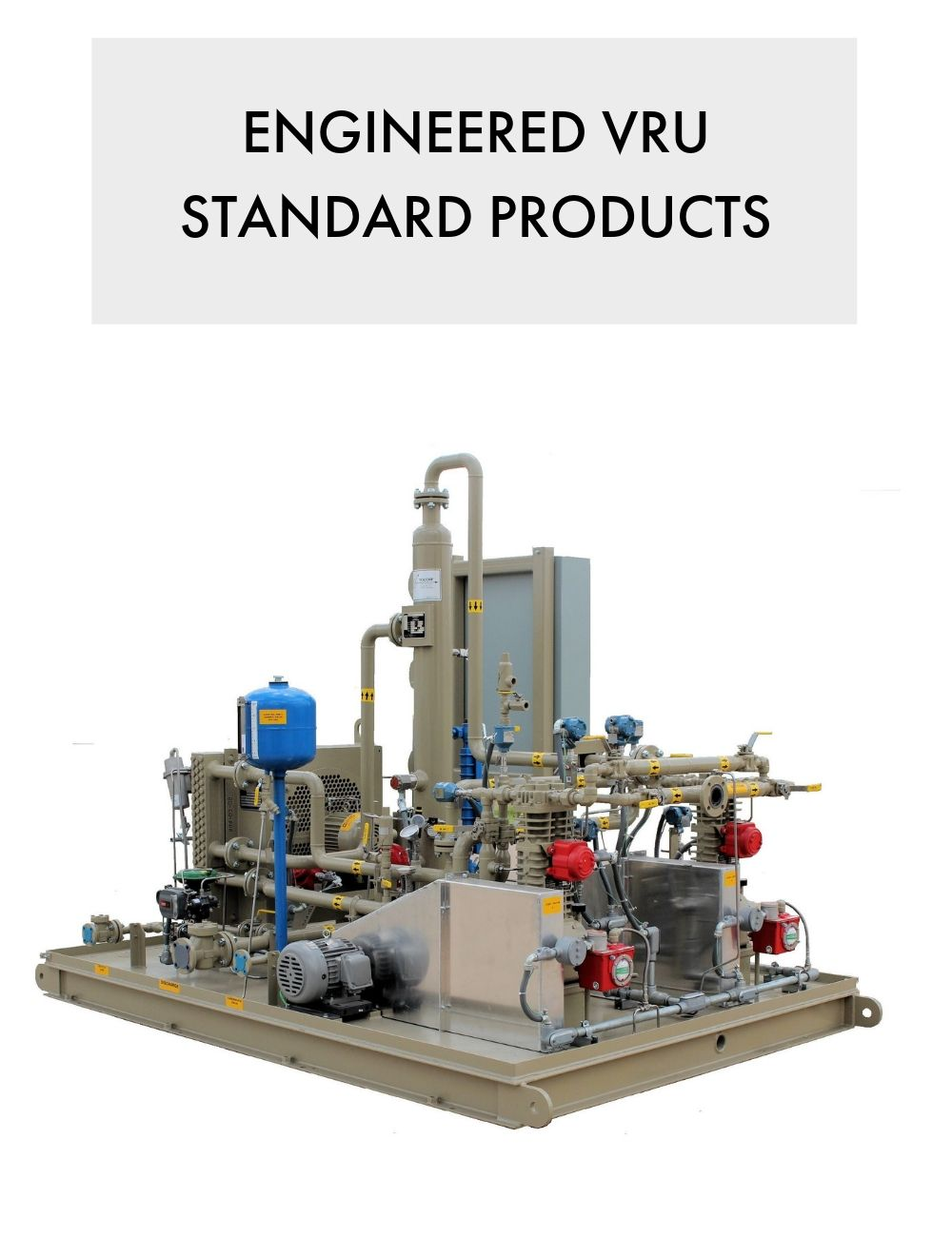 TESCORP Standard Engineered Products promo image